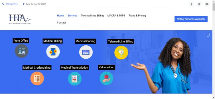 Profit Assurance Healthcare