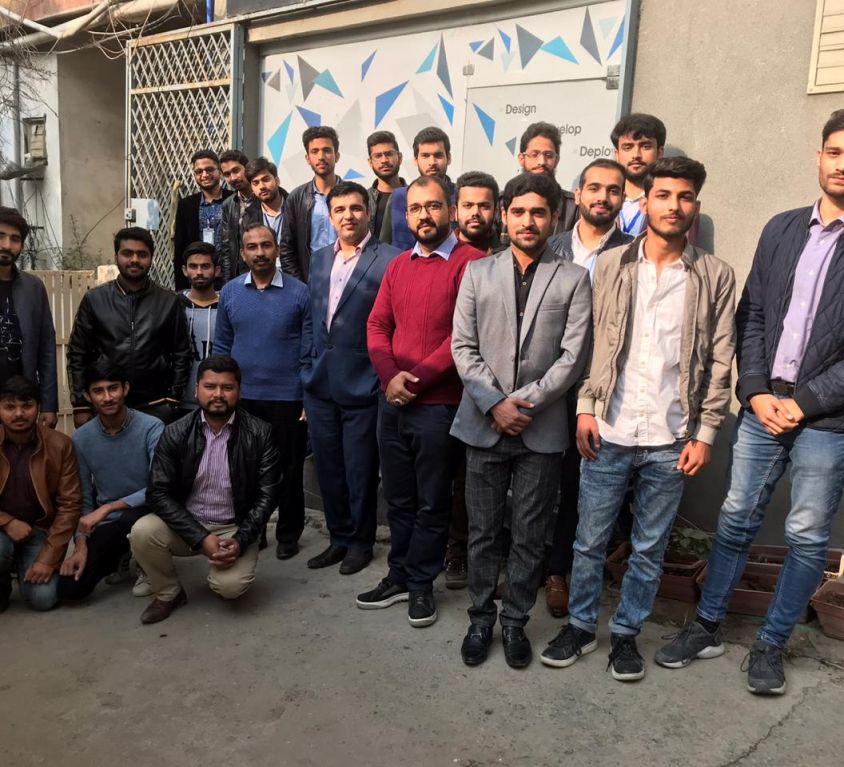 Comats University Visit Eziline