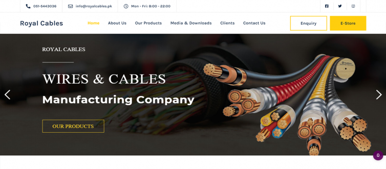 Royal Cables