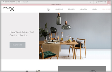 Designing And Development Of Online Furniture Store