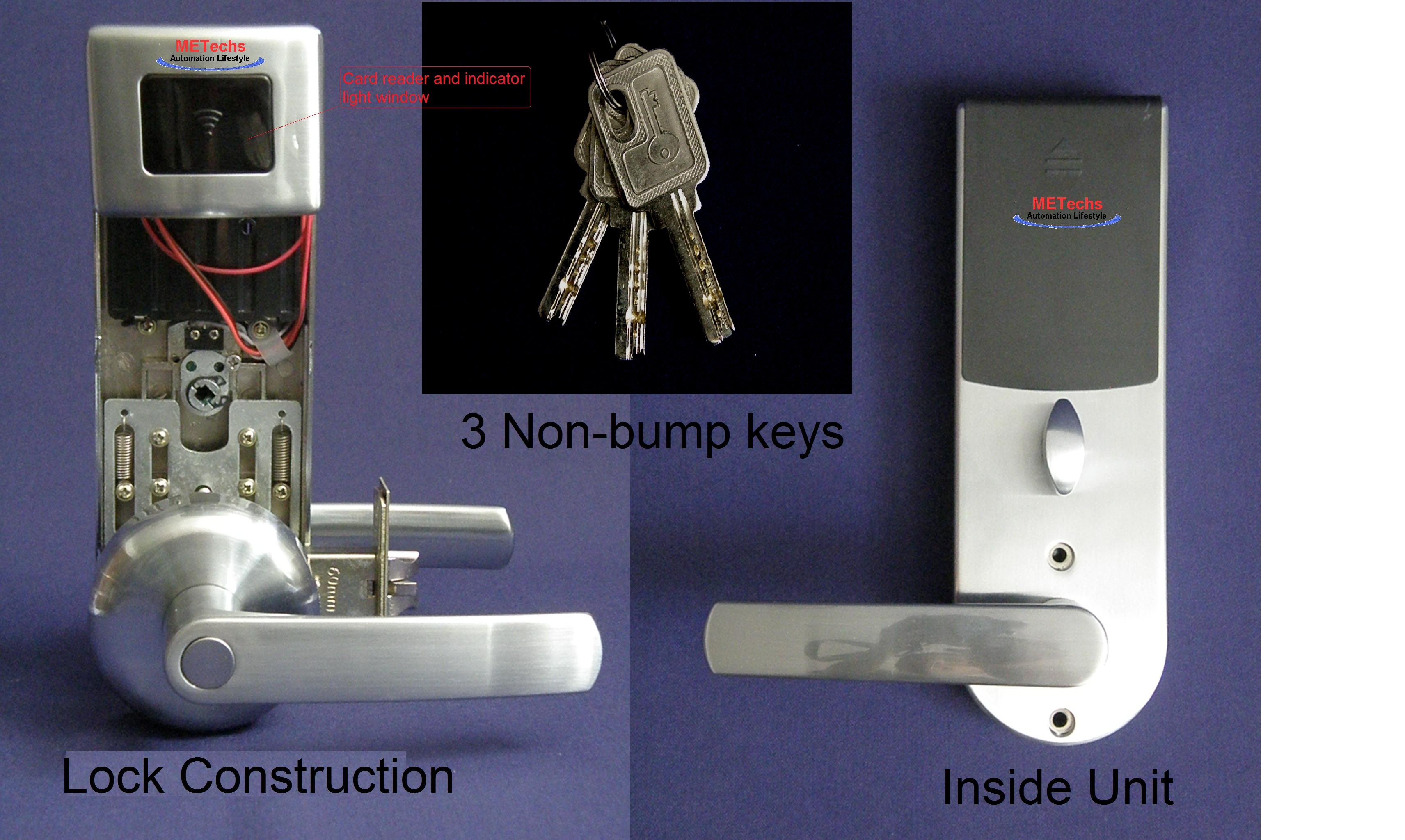 Rdif Based Door Lock System Eziline Software House