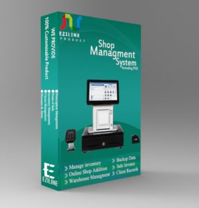 Shop Management Software