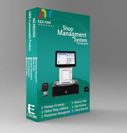 Shop Management Software